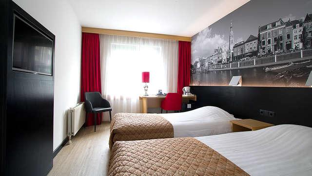 Passez une nuit de rêve dans la perle du sud à Breda