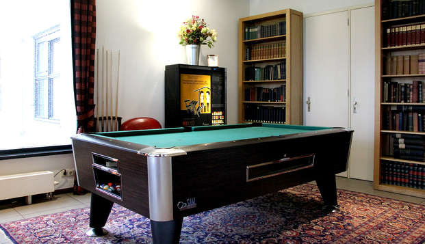 Bastion Hotel Barendrecht - Billard