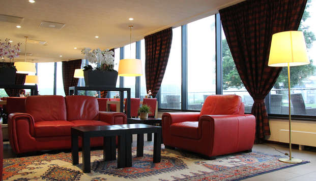 Bastion Hotel Barendrecht - Lounge