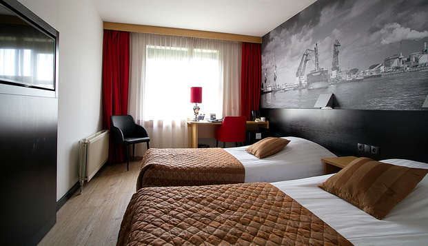Bastion Hotel Barendrecht - Room