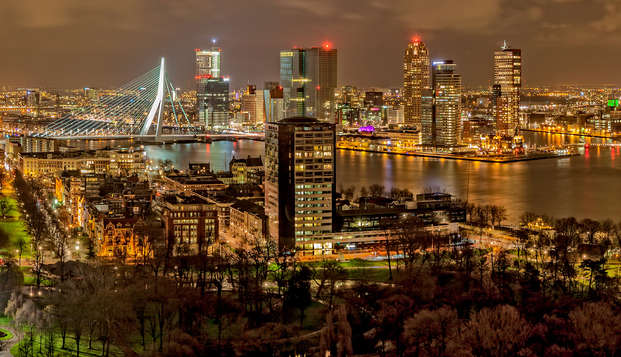 Venez-vous ressourcer juste en-dessous de Rotterdam