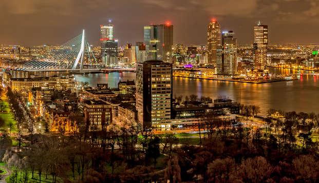 Kom geheel tot rust net onder Rotterdam