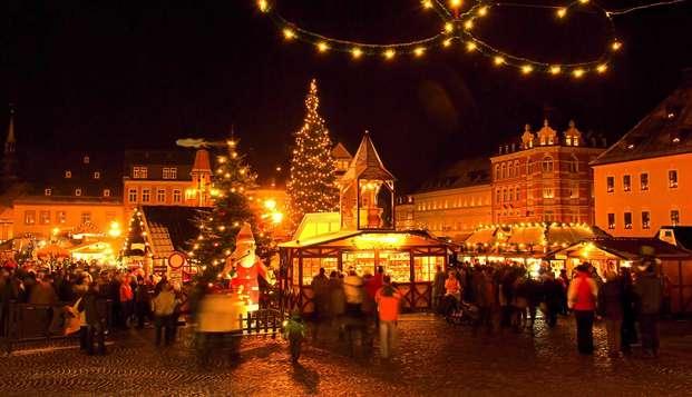 Bezoek de mooiste kerstmarkten van de Zuid-Eifel (vanaf 2 nachten)
