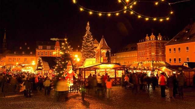 Beleef een warme en magische Kerst in de Zuid Eifel (3 nachten)