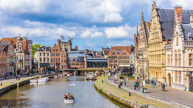 Ontdek wat Gent te bieden heeft (vanaf 2 nachten)