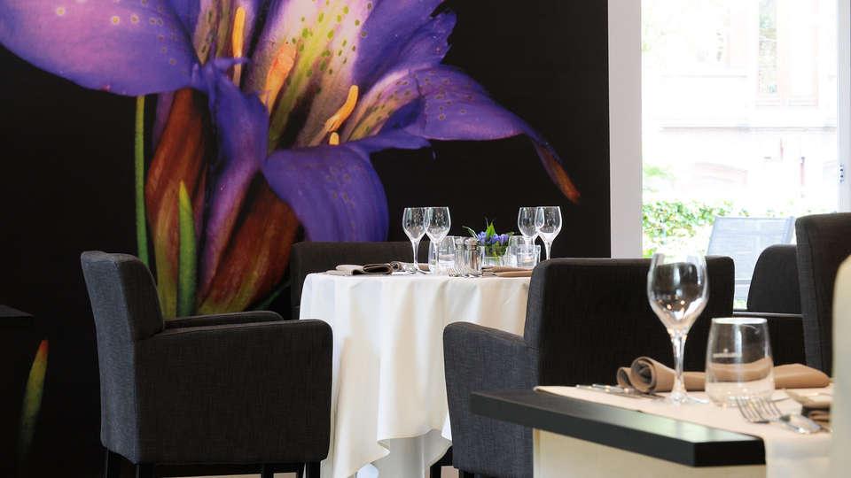Europa Hotel ( Gent )  - EDIT_restaurant.jpg