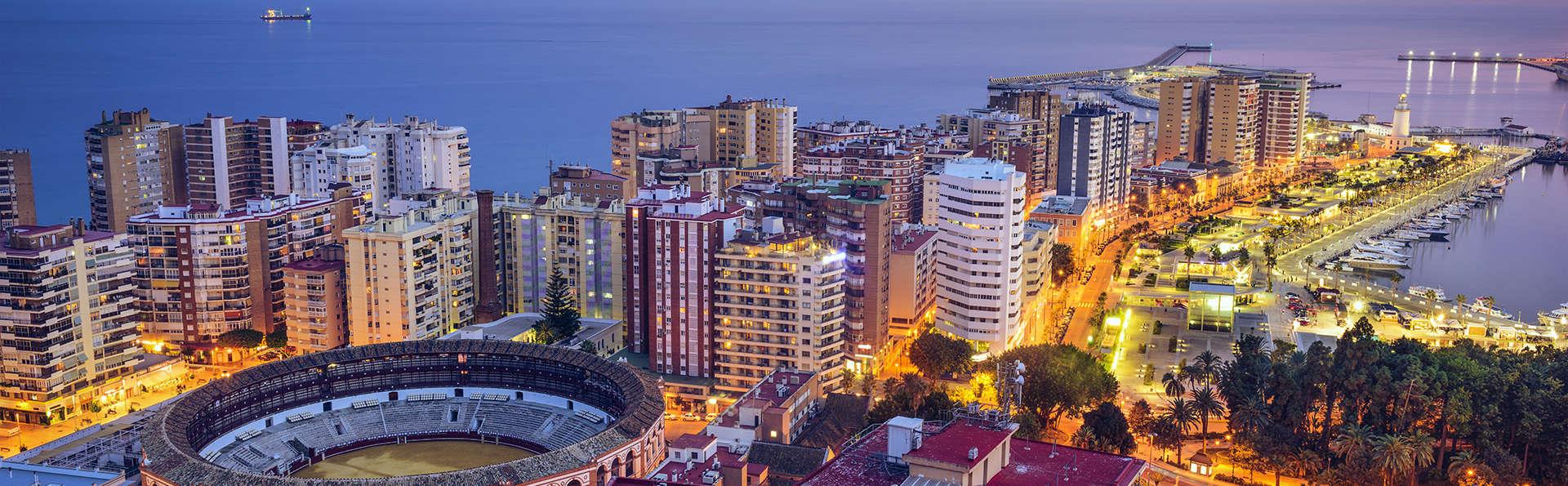 Séjournez à Malaga à quelques minutes de la calle Larios