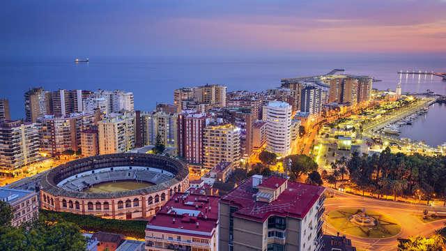 Escapada en Málaga a pocos minutos de la Calle Larios