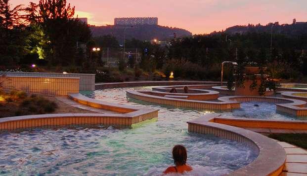 Hotel Lyon Metropole Spa - hydro