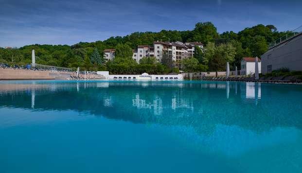 Hotel Lyon Metropole Spa -