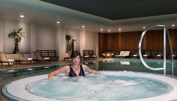 Hotel Lyon Metropole Spa - Jacuzzi