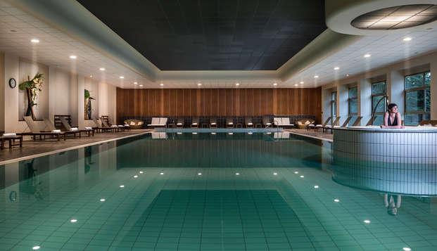 Hotel Lyon Metropole Spa - Piscine interieure