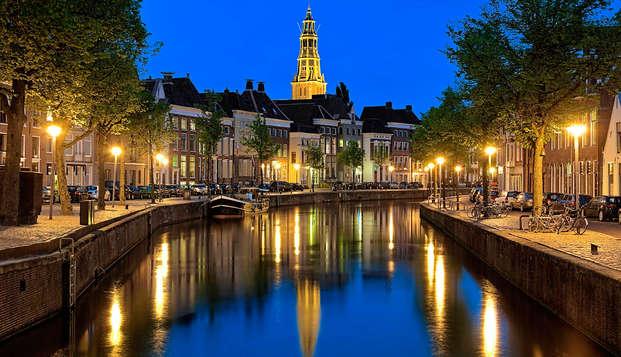 Minivakantie nabij Groningen (vanaf 2 nachten)