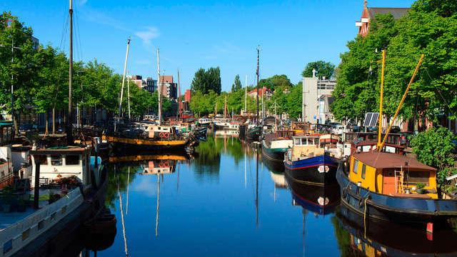 Gastronomía a un paso de la bonita ciudad de Groninga
