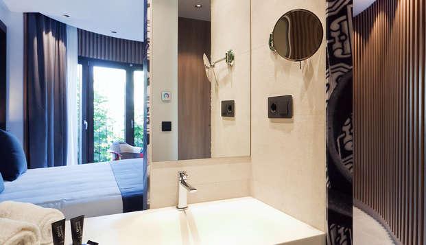 Vila Arenys Hotel - Bathroom