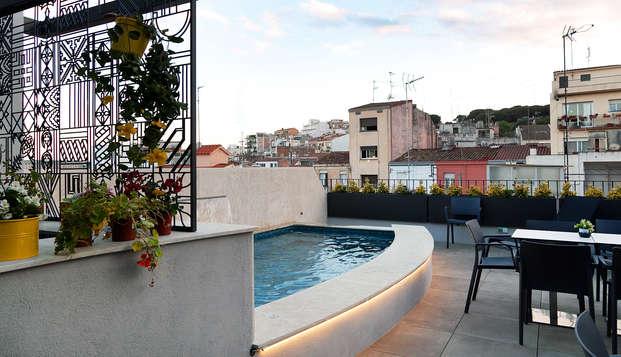 Vila Arenys Hotel - Pool