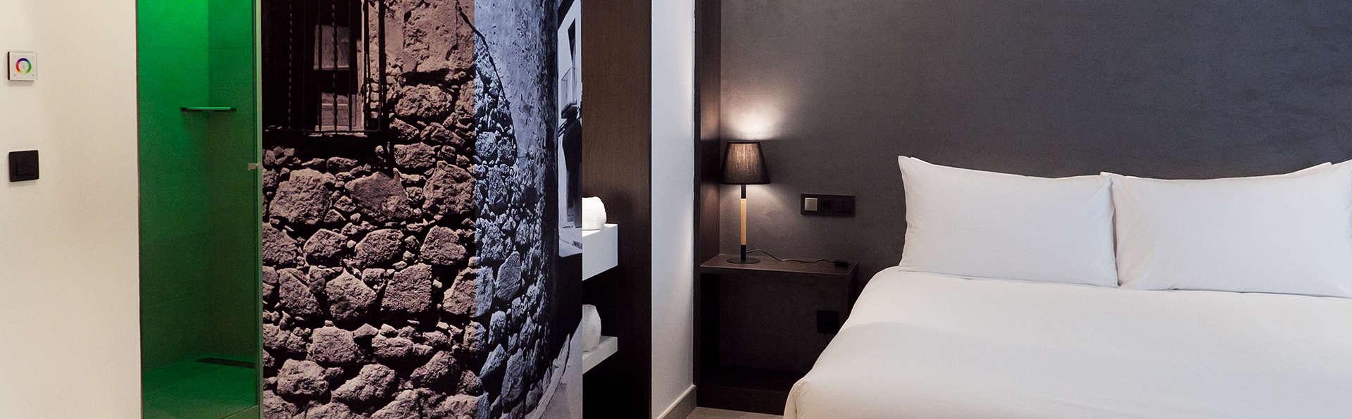 Fuga romantica ad Arenys de Mar in un hotel boutique