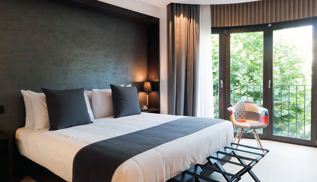 Escapada romántica a Arenys de Mar en un hotel boutique