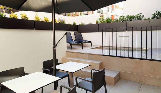 Vila Arenys Hotel - Terrace