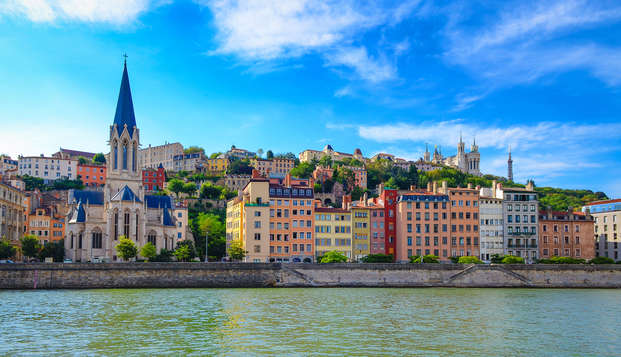 Break nature en famille aux portes de Lyon