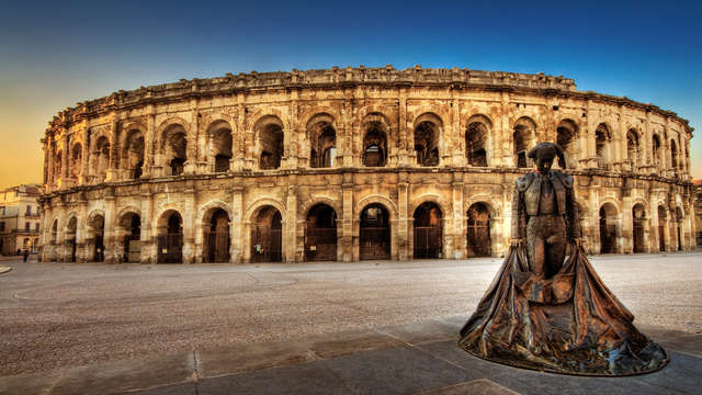 Week-end de charme en plein coeur de Nîmes