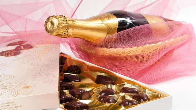 1 Benjamín (Media botella) de champán