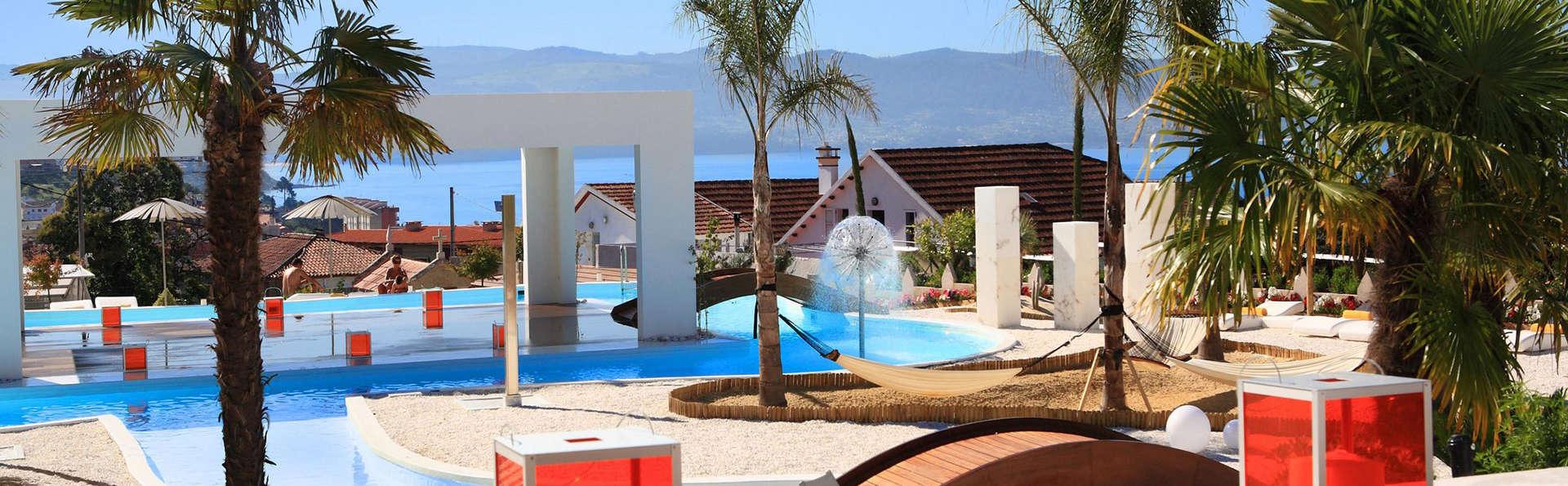 Sanitas per Aqua : Détendez-vous avec spa et traitement VIP près de Pontevedra