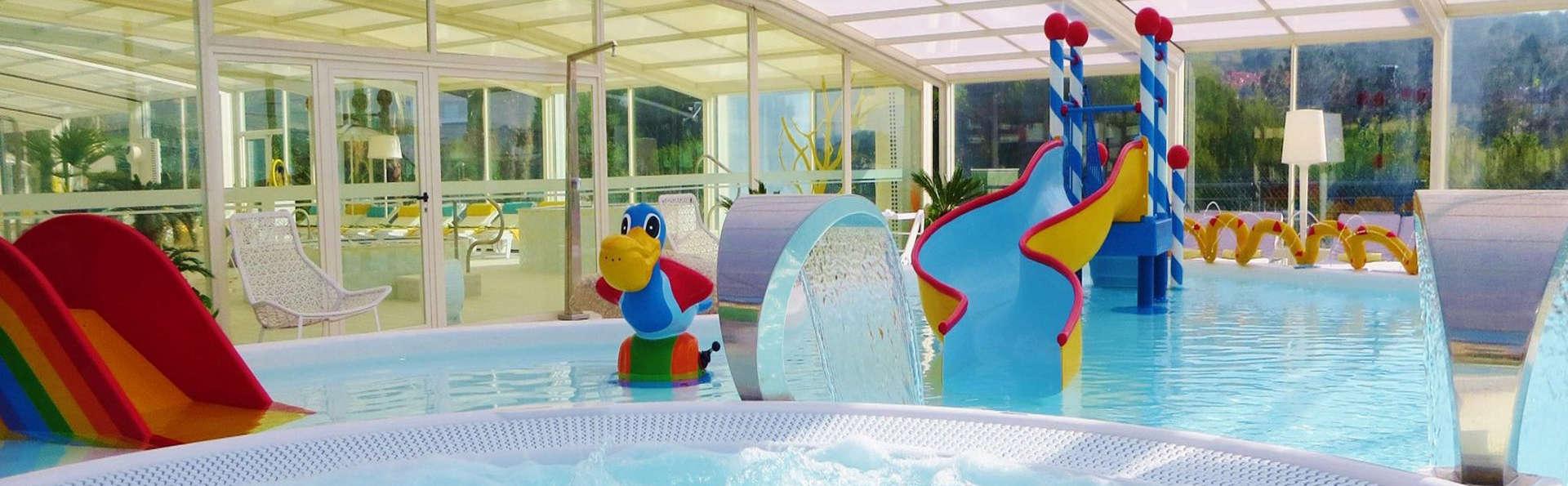 Vacaciones en Familia: Escapada Relax con acceso al Spa en Sanxenxo