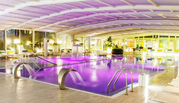 Sanitas per Aqua: Escapada Relax con Spa y trato VIP cerca de Pontevedra
