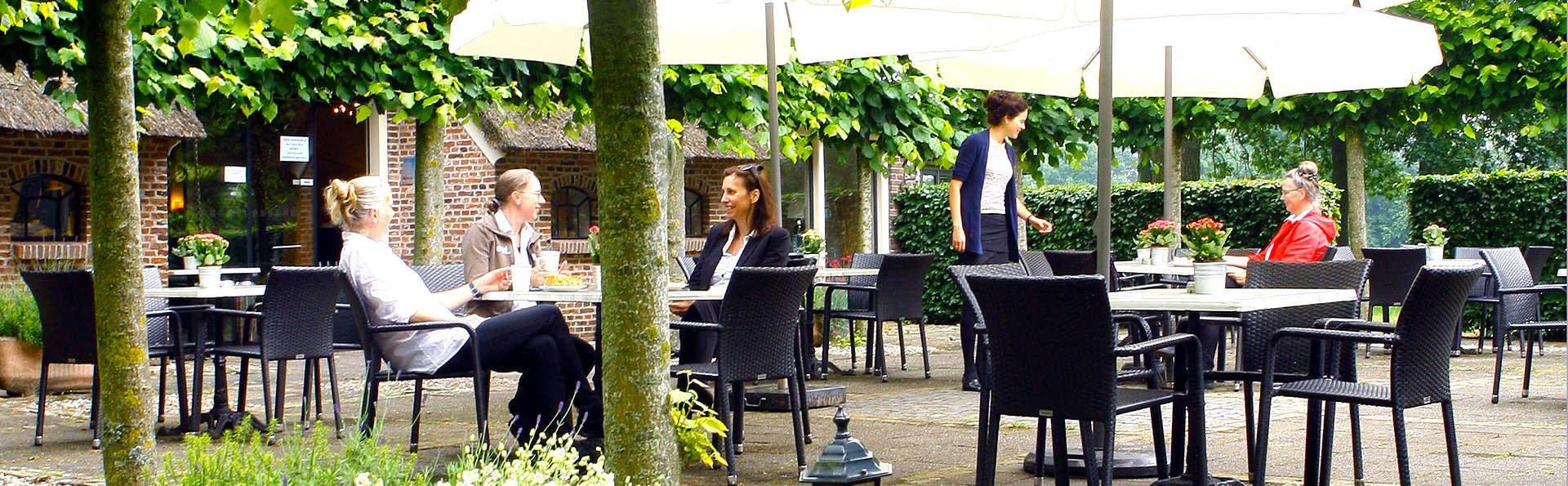 Détente dans la belle province de Drenthe