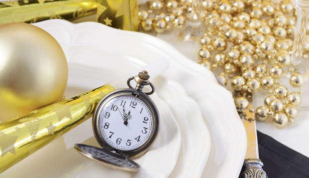 Maak de jaarwisseling mee met muziek, diner en wellness (3 nachten)