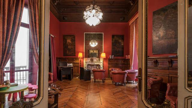 Storia, amore e relax: notte al centro della magnifica Roma con drink di benvenuto!