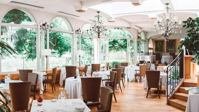 Séjour 5 étoiles avec dîner gastronomique et accès au spa à côté de Biarritz