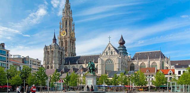 Séjour de luxe au cœur d'Anvers