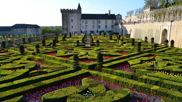 Fêtez votre amour au cœur des magnifiques jardins de Villandry