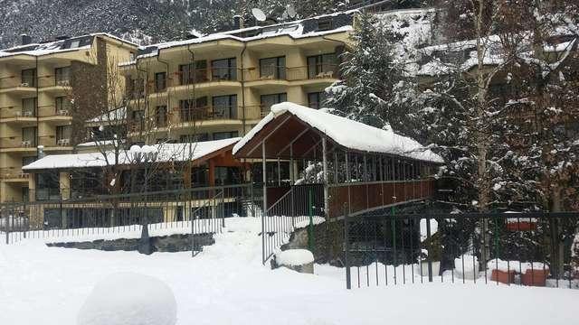Séjour détente de 2 jours à Andorre : accès au spa et petit déjeuner avec boisson incluse