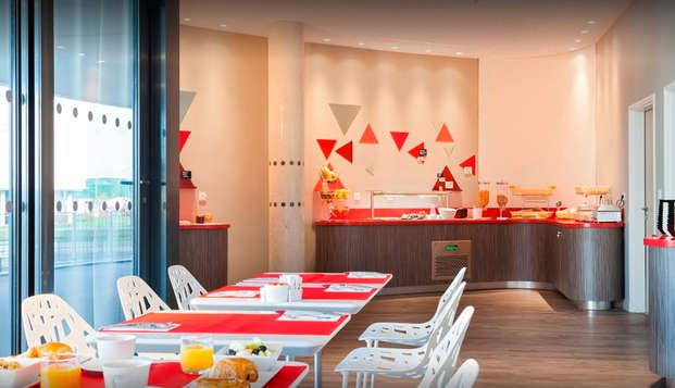 Mercure Toulouse Sud - buffet