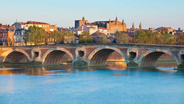 Mercure Toulouse Sud - destination
