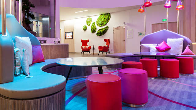 Mercure Toulouse Sud - lobby