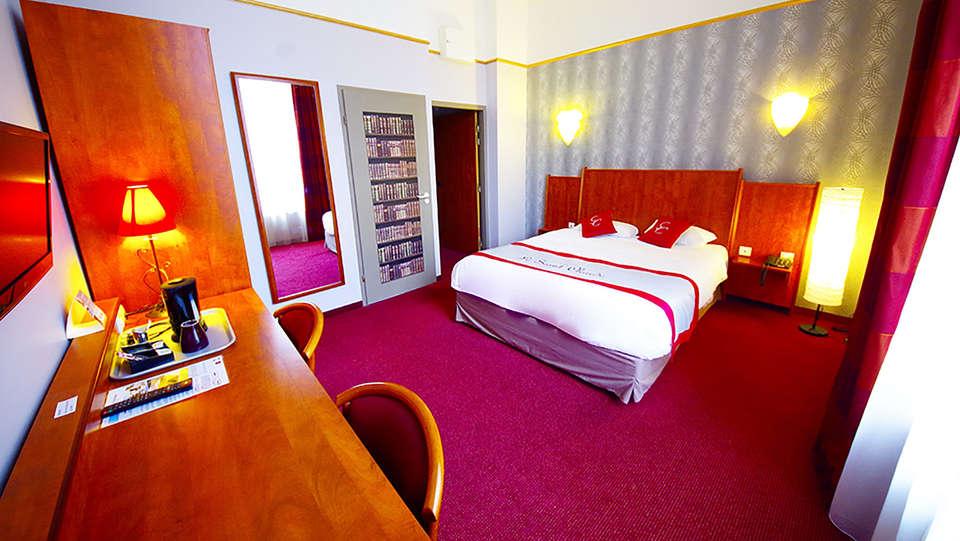 Best Western Hôtel*** Le Saint Claude - EDIT_room11.jpg