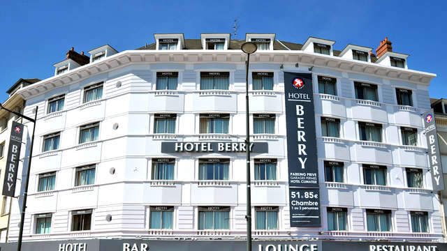 Hotel Le Berry The Originals City ex Inter-Hotel