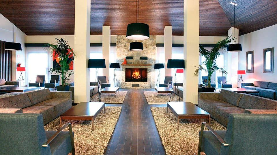 Hotel Golf & Spa Real Badaguás Jaca - EDIT_lobby.jpg