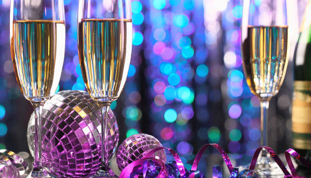 Gastronomisch en feestelijk uitje voor oudejaarsavond (2 nachten)