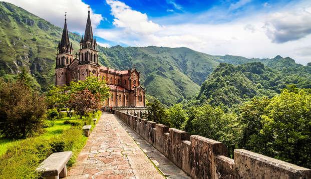 Oferta Especial: Escapada con Visita al Museo de Covadonga en los Picos de Europa
