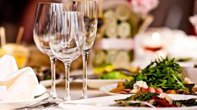 Oferta exclusiva: Escapada con Cena típica asturiana cerca de Gijón