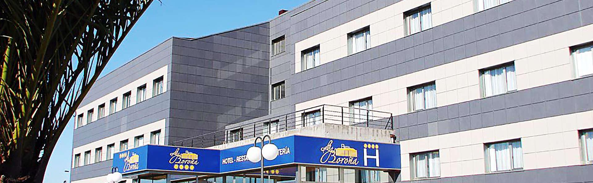 Hotel Sercotel La Boroña - EDIT_front.jpg