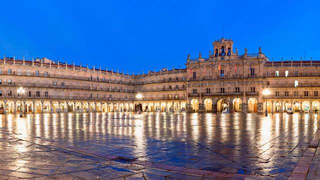 Especial no reembolsable: Descubre Salamanca cuna de cultura y universidades