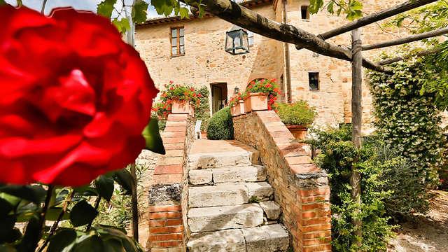 ¡Habitación de lujo en el hermoso Palazzo del Capitano en Toscana!
