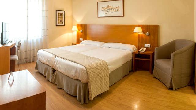 Descubre los rincones más bonitos de Salamanca alojándote en este céntrico hotel