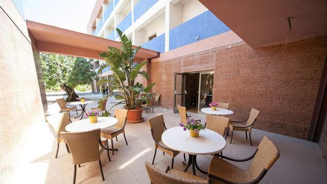 Séjour gastronomique près de Mazara del Vallo dans un hôtel 4 étoiles supérieur avec dîner